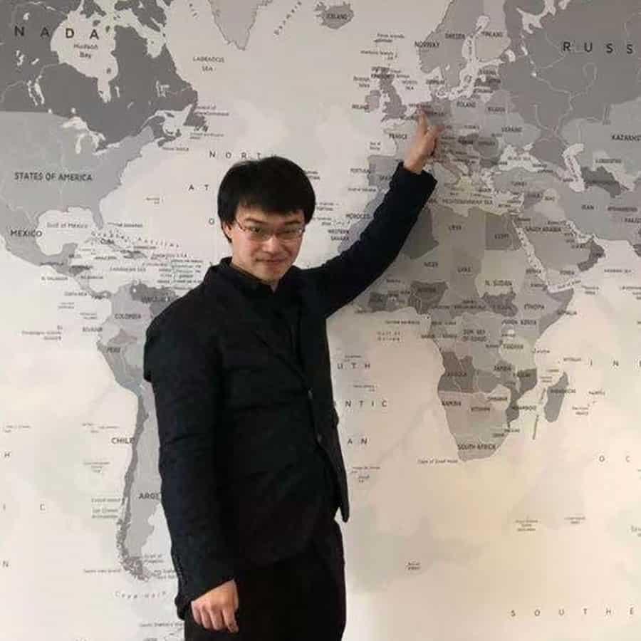 Henry Yuqiao Huang