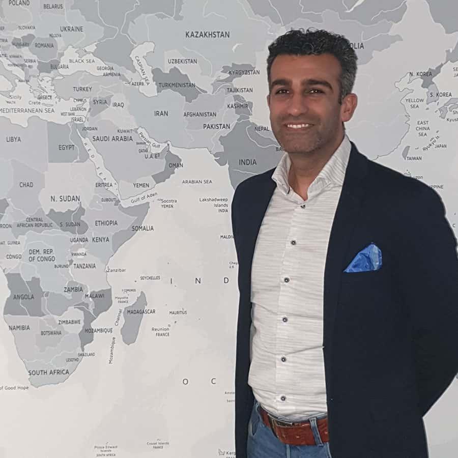 Shahram Haidari